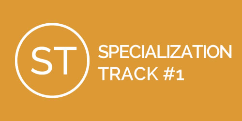 Specialization Track #1