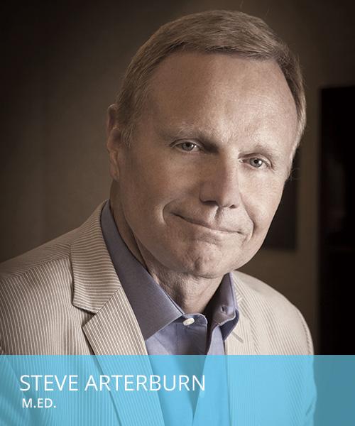 Steve Arterburn, M.Ed.