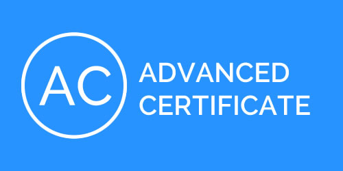 Advanced Certificate