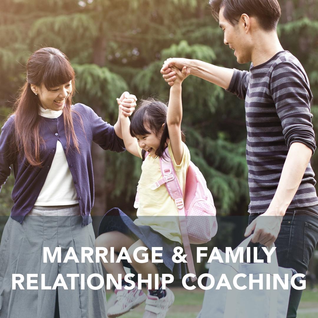 Marriage & Family Relationship Coaching
