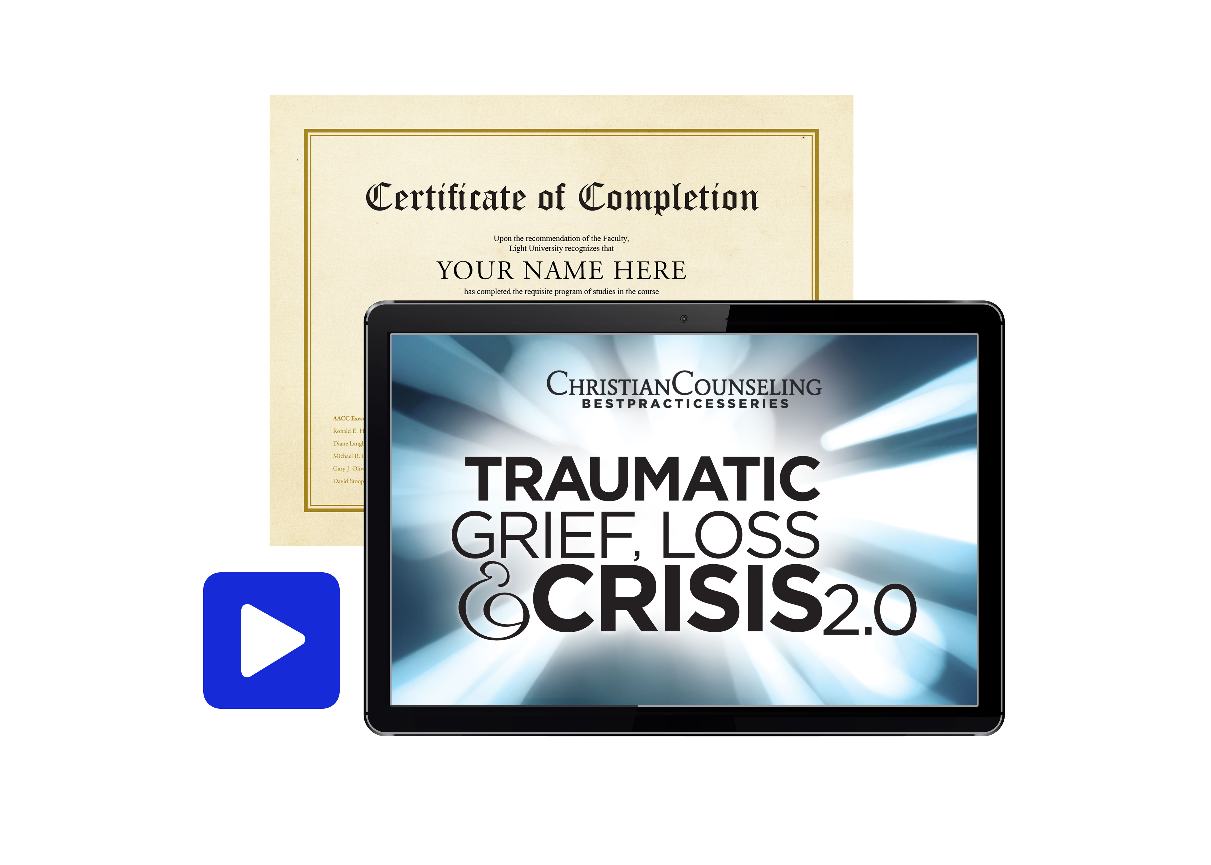 Traumatic Grief, Loss and Crisis 2.0