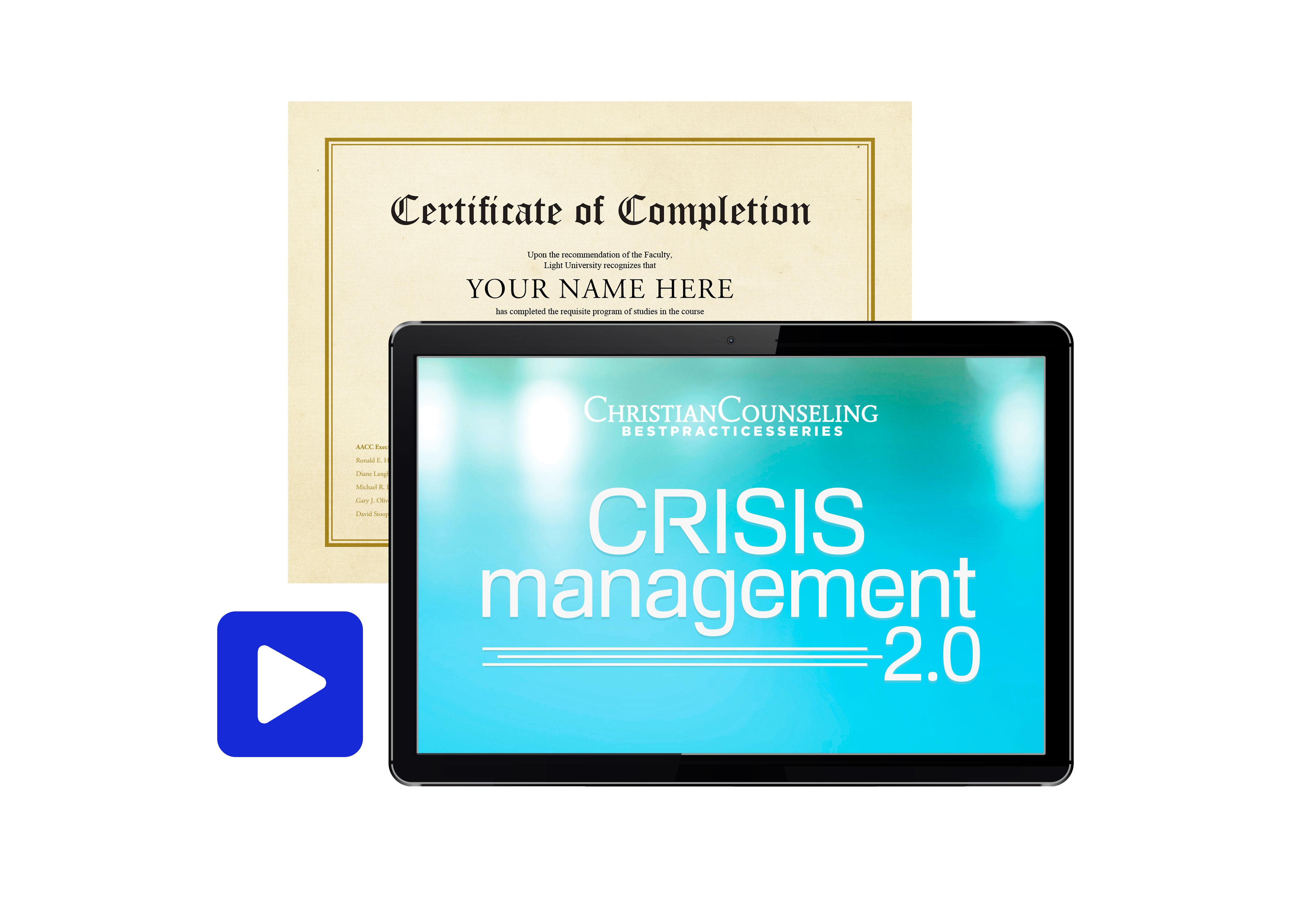 Crisis Management 2.0