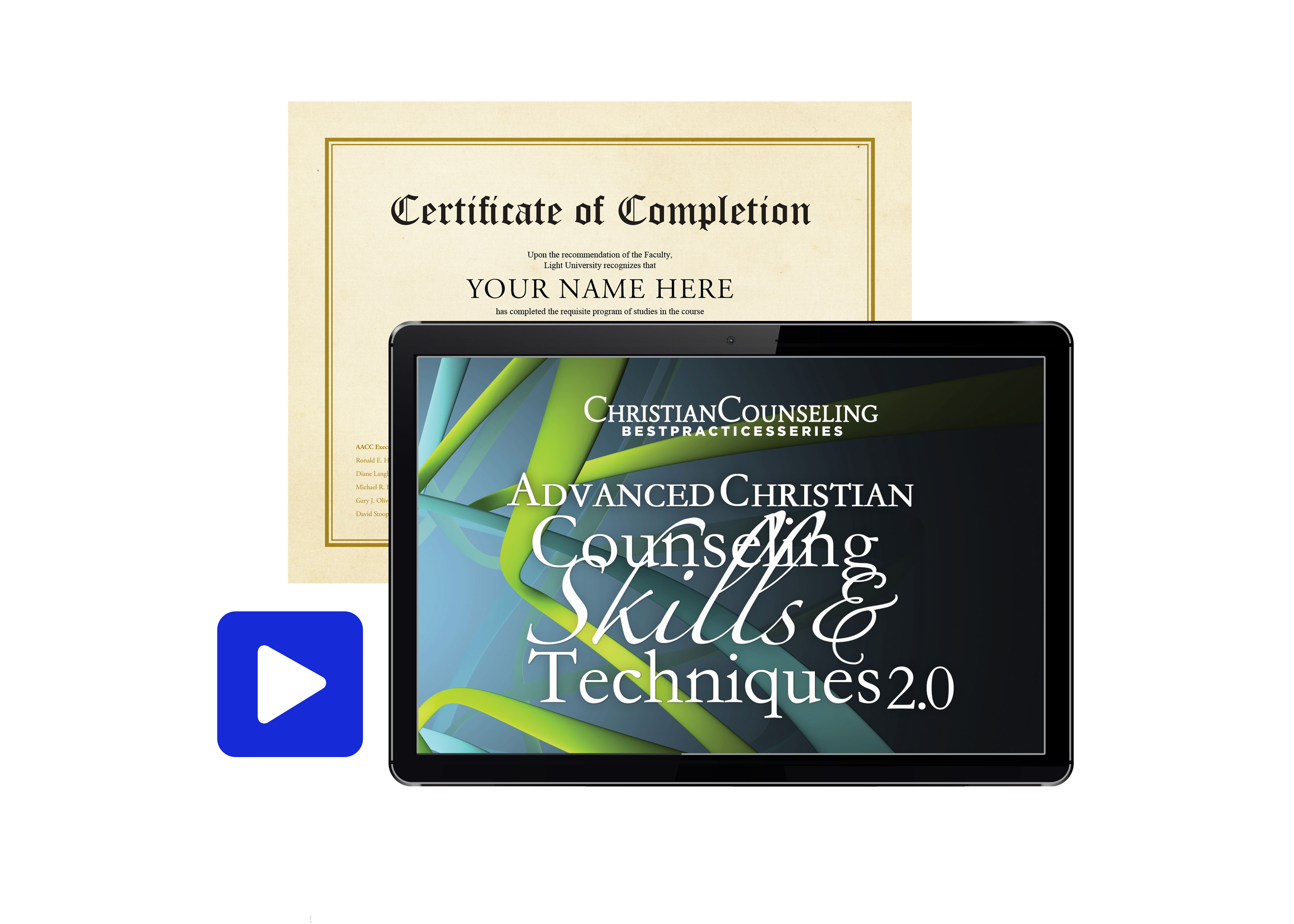 Advanced Christian Counseling Skills and Techniques 2.0