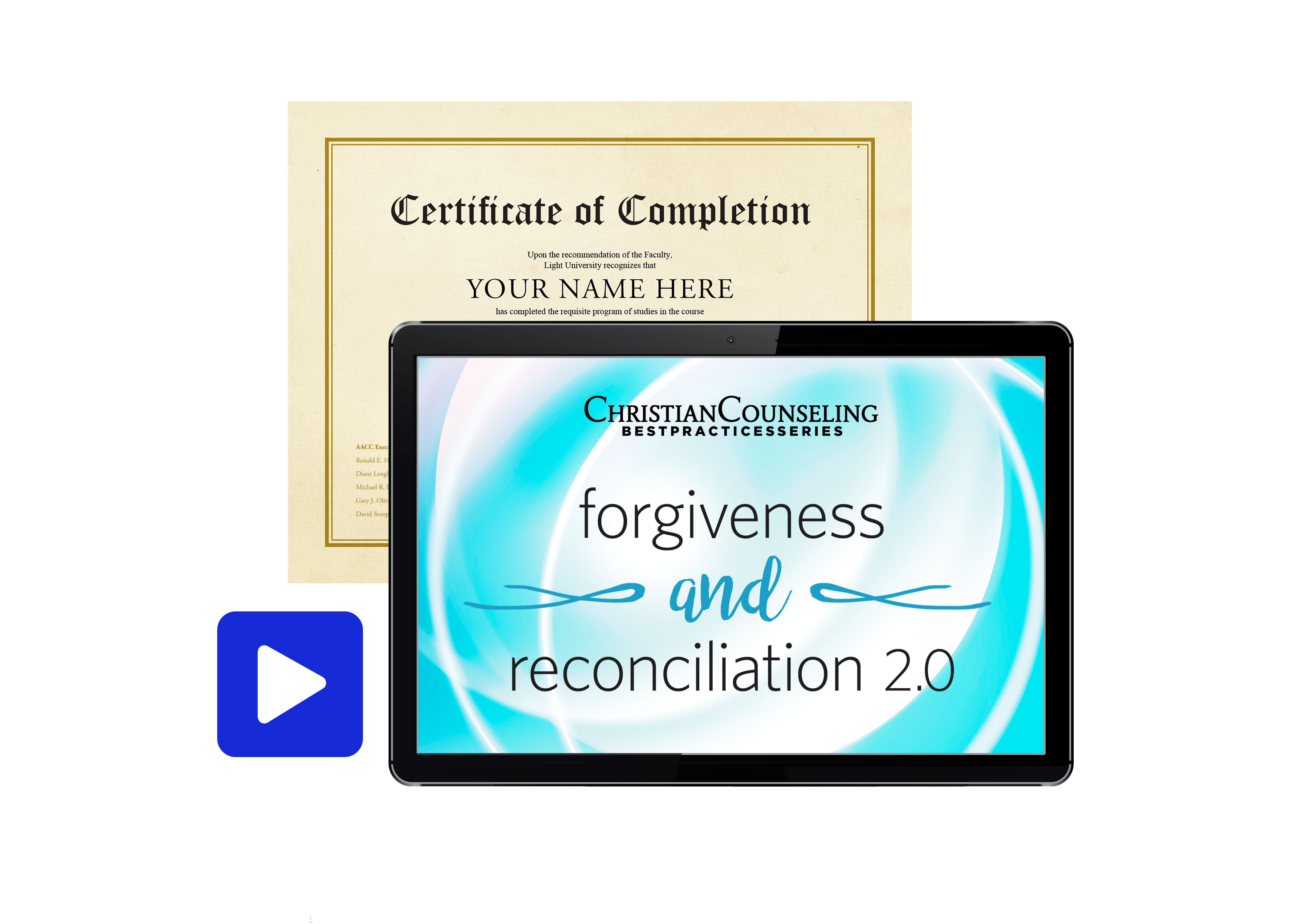 Forgiveness and Reconciliation 2.0
