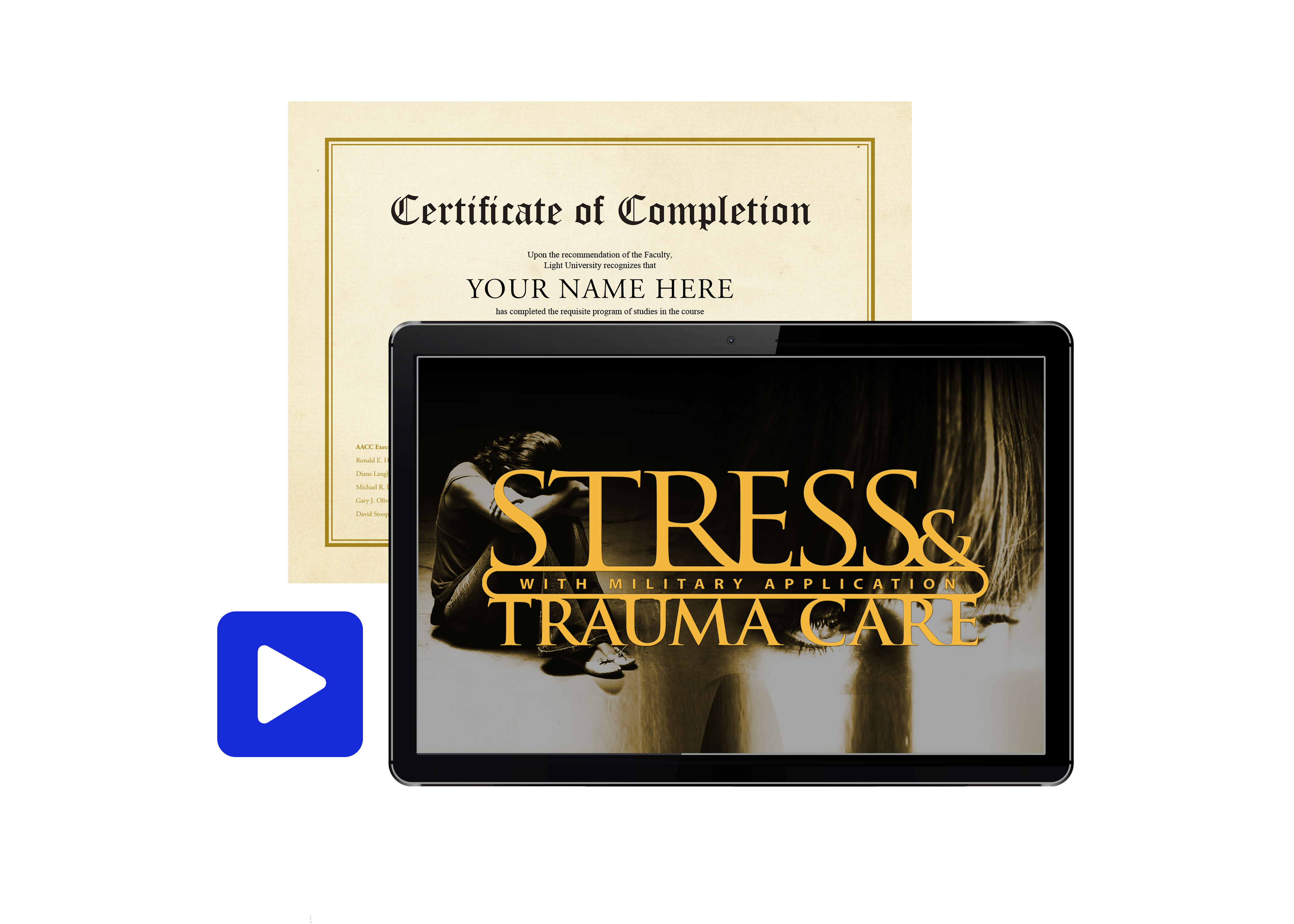 Stress and Trauma Care
