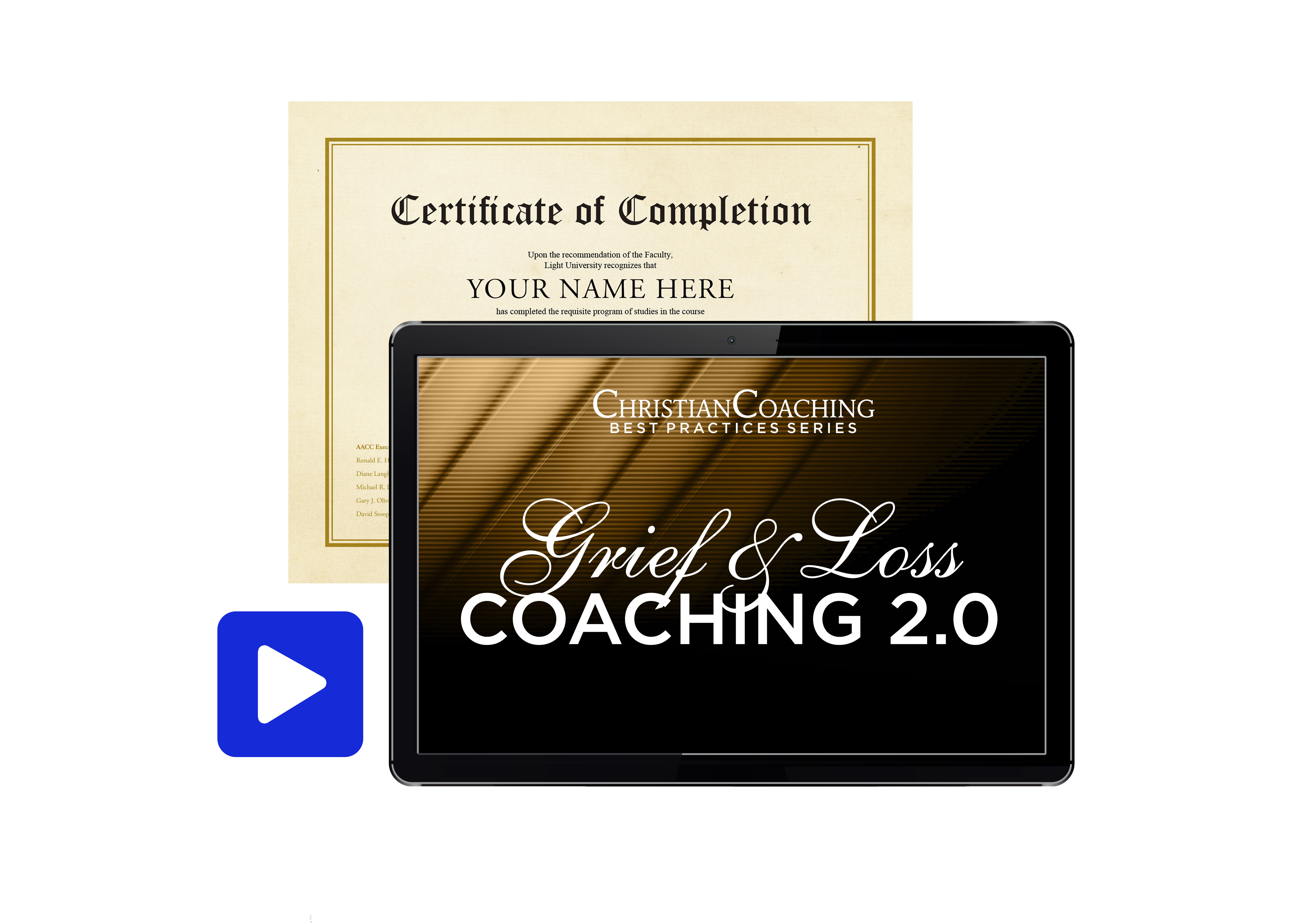 Grief and Loss Coaching 2.0