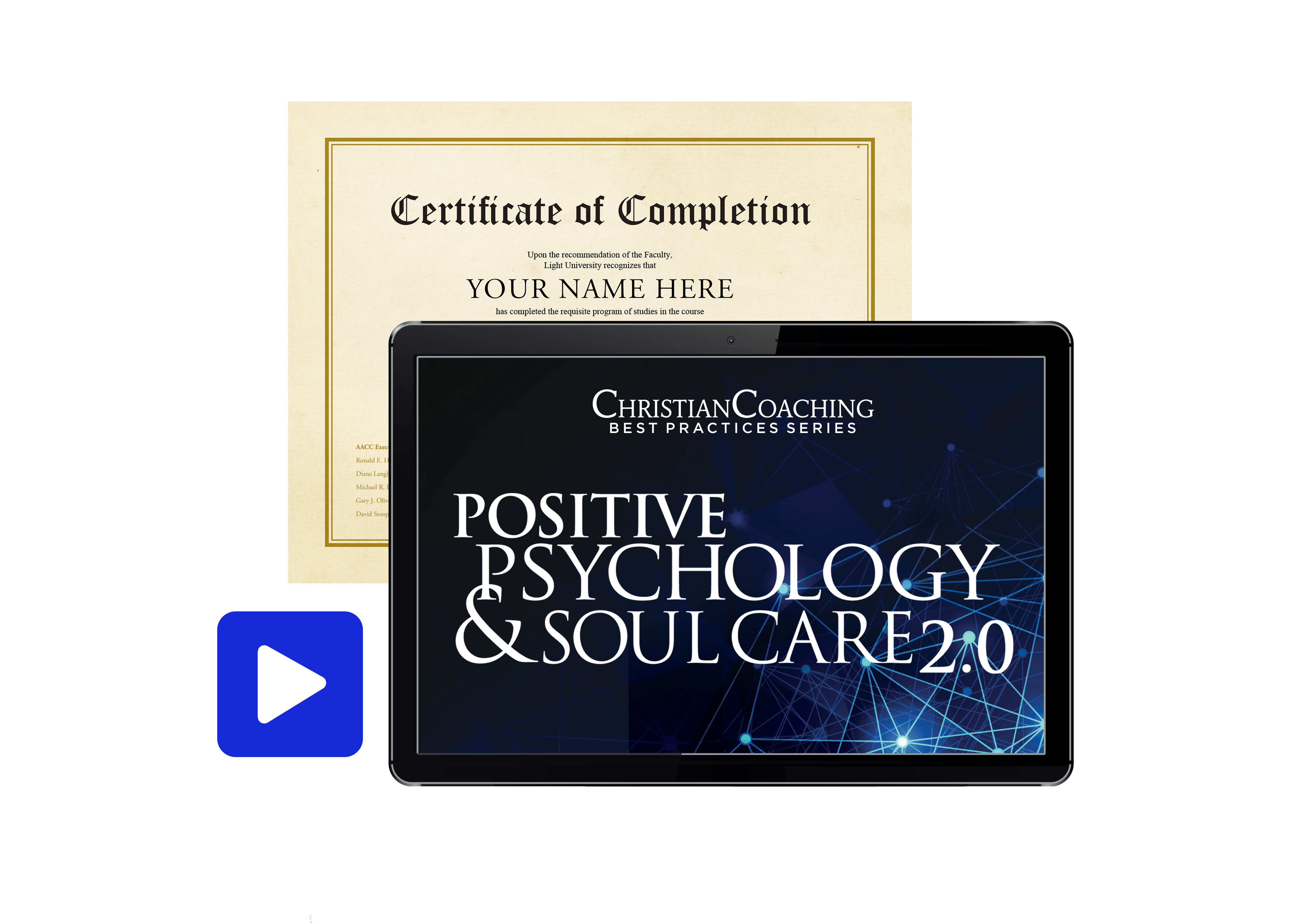 Positive Psychology and Soul Care 2.0