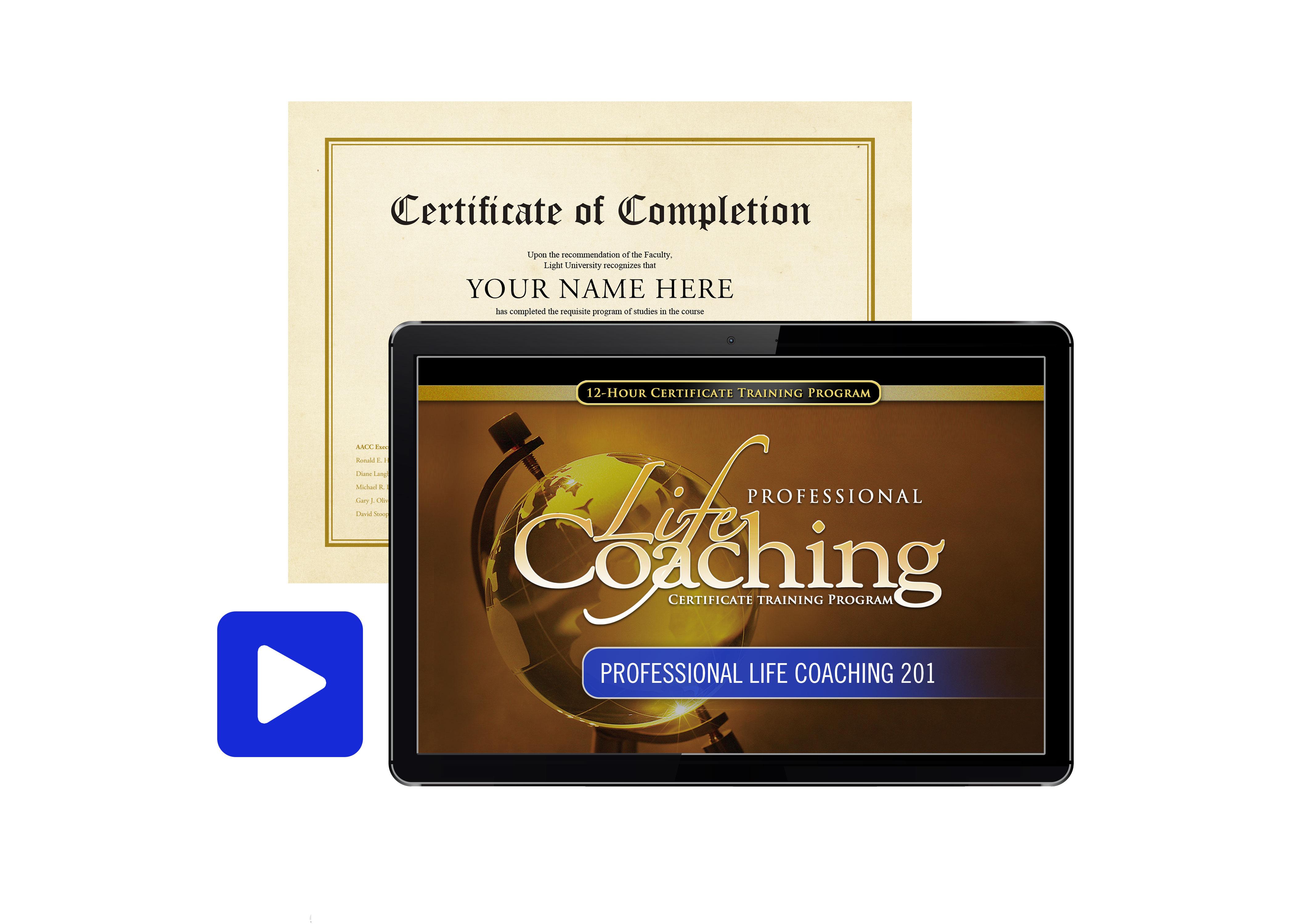 Life Coaching 201