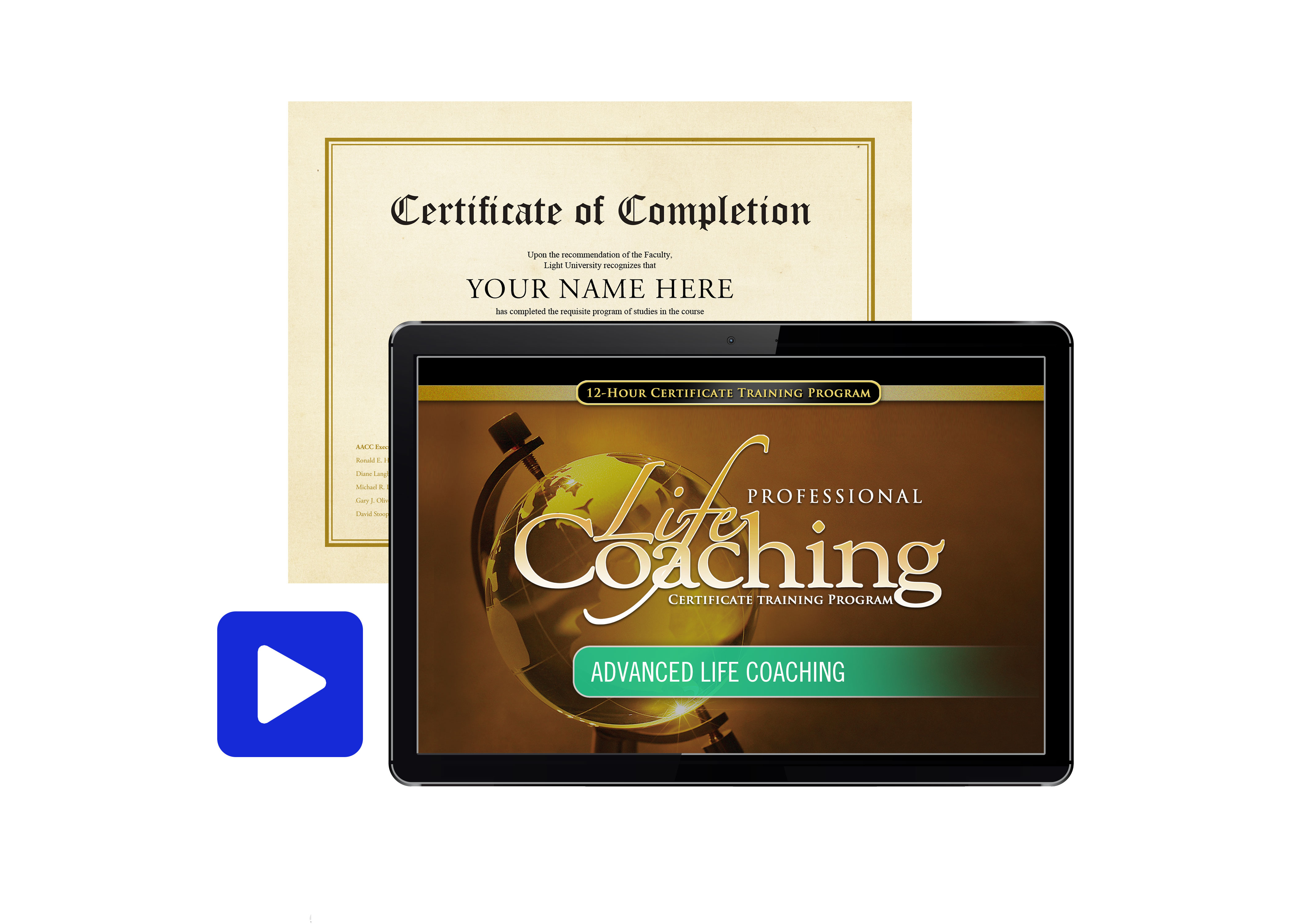 Advanced Life Coaching