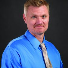 Steve Warren, Administrative Dean of the Counseling department has his headshot taken on June 17, 2015 (Photo by Kevin Manguiob)